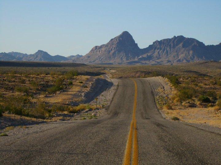 Route 66 in AZ - 1931 Alignment