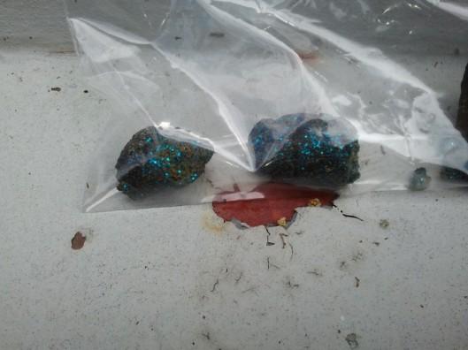 Glitter Poop