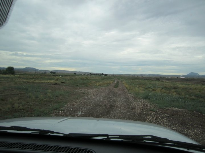 Route 66 On Dirt