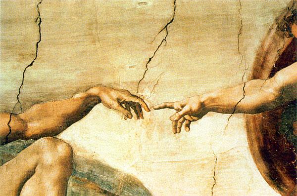 Michel Angelo - Hand Of God