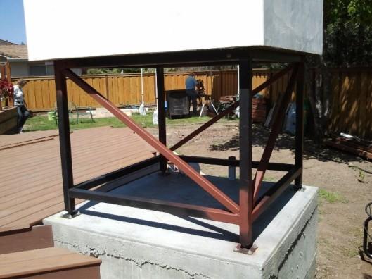 Fernwood Estate Pizza Oven