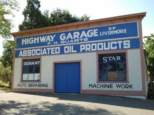 Lincoln Highway Garage Livermore CA