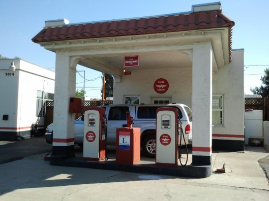 Lincoln Highway Gas Station Livermore CA