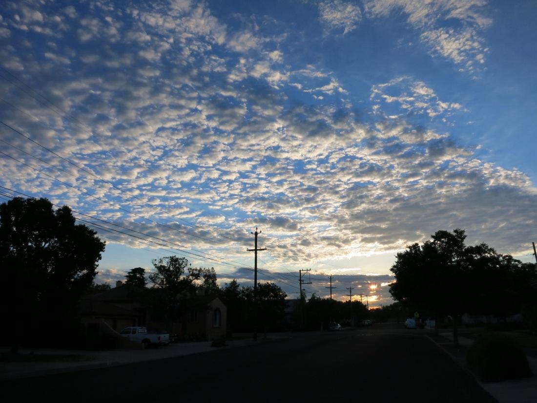 Livermore Sunrise 10-July-2014
